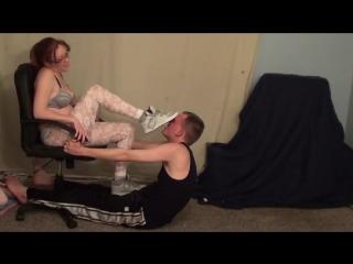 Cousins spank story