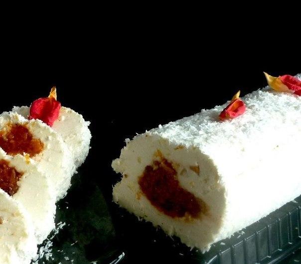 как приготовить десерт белоснежка