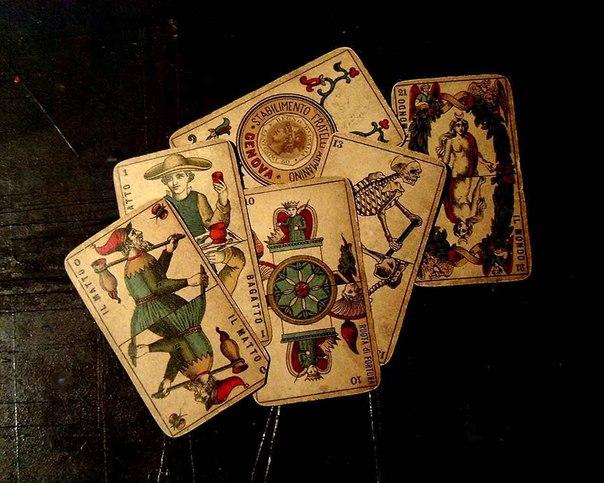 Ваша колода карт -goR1MpmRV8