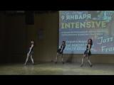 08.01.16 Hot Winter V открытый чемпионат Москвы Lady Style Dance