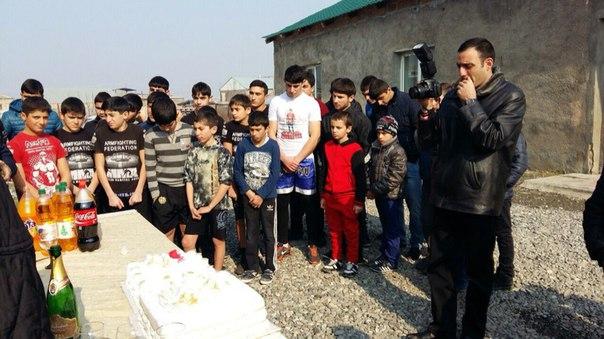✅ Вчера в сёлах Эчмиадзин, был открыт очередной зал ММА для детей, благодаря [id...