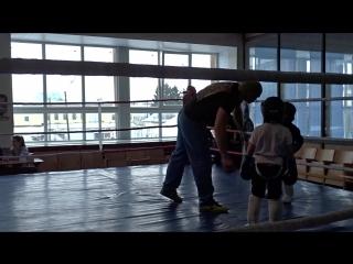 Юрік - Назар )) (3 раунд)