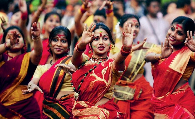 Институт брака онлайн: индусы воспевают глобальную сеть