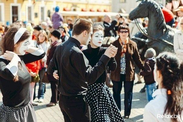 В четвертый раз в Минске пройдет форум уличных театров