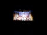 Польский акт из оперы Иван Сусанин. Выступление АРБ им. Вагановой в Эрмитажном театре 16 мая 2016