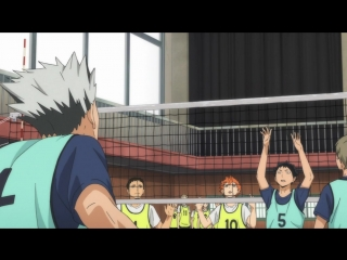 Haikyuu!! / Волейбол!! TV-2 , 10 серия русская озвучка от AniSTAR для Аниме шалостей!