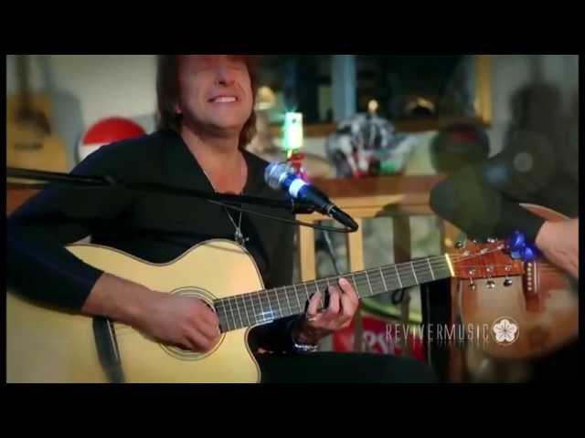 Richie Sambora, Tommy Emmanuel Laurence Juber - Livin' On A Prayer (Guitar Master Class 2012)