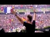 Galantis - Runaway (U &amp I) Remix (Played by Nicky Romero) @Tomorrowland 2015