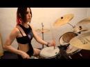 Pantera Walk Drum Cover (by Nea Batera)