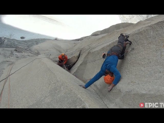 Dream Pitch Climbing, Patagonian Stemming | The Whistler, the Wizard the Raccoon, Ep. 6