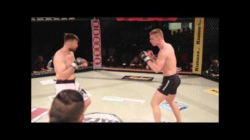 IRFA 7 Karl Albrektsson SWE vs Tomasz Jansziewski POL 93kg