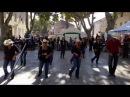 Зажигательный ковбойский танец