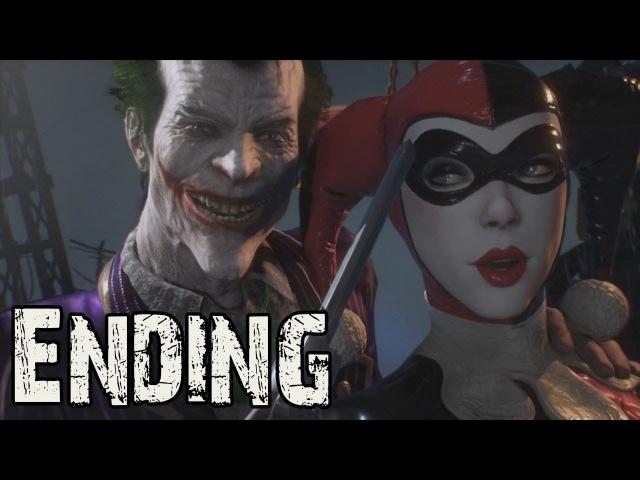 Batman Arkham Knight Batgirl A Matter of Family Final Boss and Ending The Joker