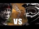 Rambo 5 vs Downhill Fail MTB Blockbuster