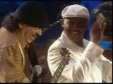 Herbie Hancock &amp Carlos Santana Watermelon man - Bouteille de San Pellegrino