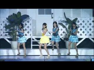 HD] Nagisa no CHERRY AKB48 (Maeda Atsuko Shimazaki Haruka Kizaki Yuria Kawaei Rina) @ TOKYO