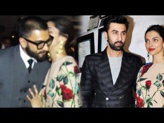 Ranveer Singh Speaks On Ranbir Kapoor And Deepika Padukone's Hot Chemistry!