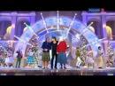 Канал Россия 1 Программа Голубой Огонек Дима Билан и Бабки