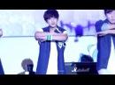 [FANCAM] 150806 Bang @ Cheorwon Snail Festival (Joshua focus)