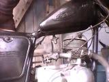 карбюратор с пускача пд-10 на мотоцикле иж 56