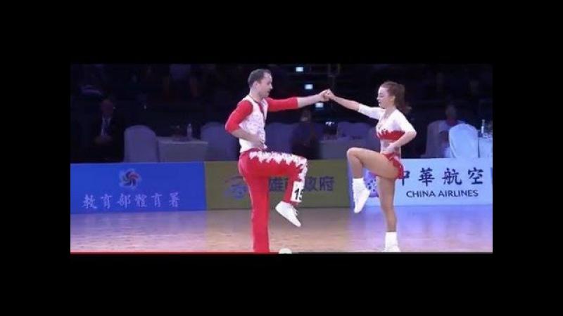 World Dance Sport Games 2013 - Rock'n'Roll Final