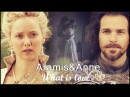 Aramis and Anne what is love