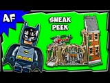 Lego Batman BATCAVE Classic TV Series 76052 Sneak Peek & Designer Review