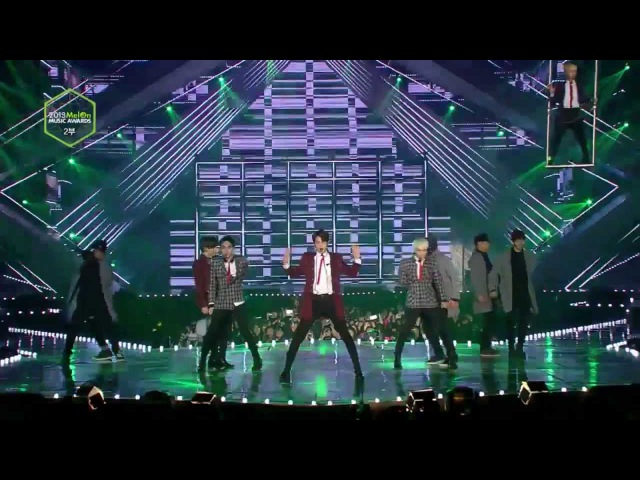 [131114] SHINee 샤이니_'Music Is History' Special Medley Performance