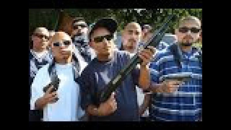 Американские бандиты пранк American gangs