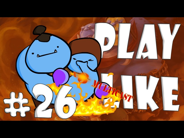 26 Play like Ogre Magi (Dota 2 Animation)