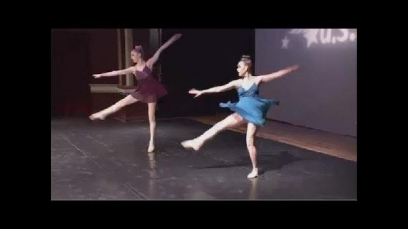Dance Moms - Chloe Lukasiak Kalani Hilliker Duet For You Too
