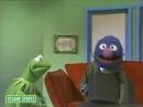 Sesame Street: Kermit And Grover The Sunglass Salesman