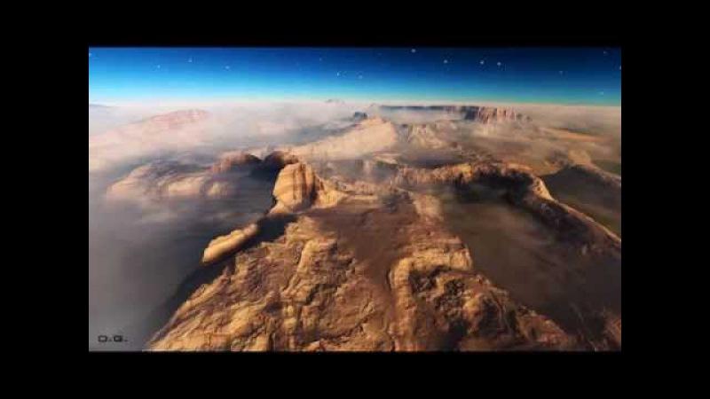 Марсианское небо. Подстрочник