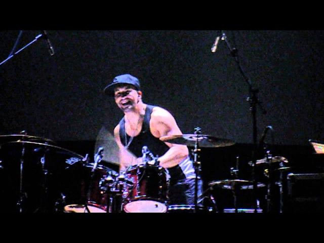 Бешеный барабанщик Лазарева (04.06.2013 Барнаул)