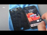 Как поменять дисплей iPhone 4S.Ремонт телефона