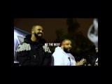 DJ Khaled на съемках клипа Rihanna - Work (feat. Drake)