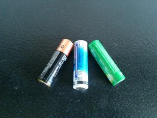 09 how to restore the battery - как восстановить батарейку