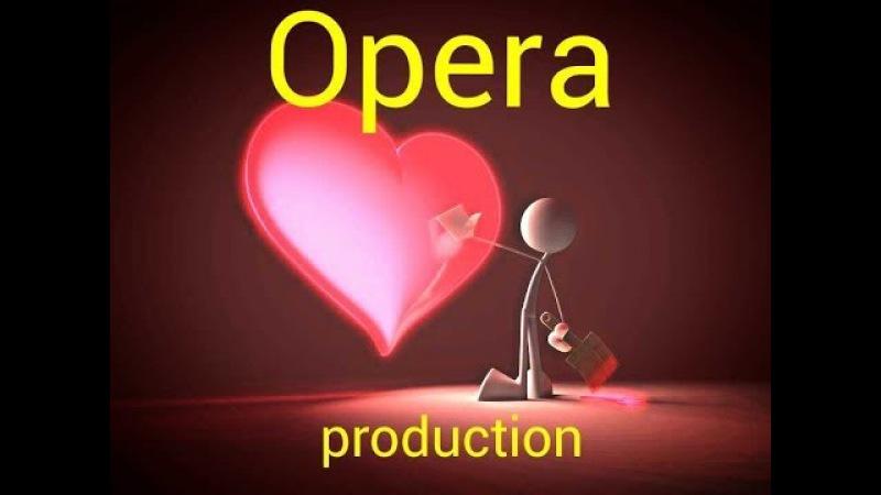 Макс Фадеев - Тихо несет вода [opera production]