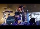 Skillet Jen Ledger Drum Solo Live HD