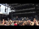 Hollywood Undead Usual Suspects Rock On The Range 2015 ROTR Ohio