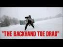 How to do The Backhand Toe Drag Shootout Move [Shootout Tutorial 12]