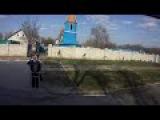 Украина. М04 (E40). Алчевск - Луганск