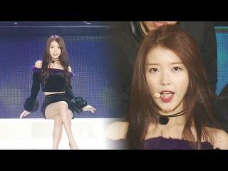 IU아이유 '스물셋' 첫 공식 무대! @가요대전 20181127