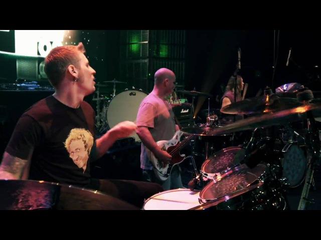 Danny Carey Brann Dailor duet at Guitar Center's 21st Annual Drum-Off (2009)