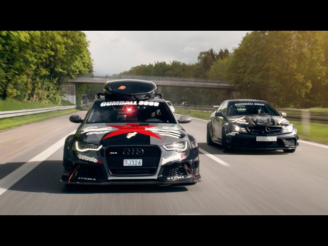 Gumball 3000 Rally 2015 with Jon Olsson Presented by Betsafe