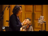 Nathalie Stutzmann  - Recording Bach aria