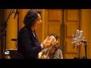 Nathalie Stutzmann - Recording Bach aria Erbarme dich