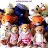 Мишки Тедди и их друзья