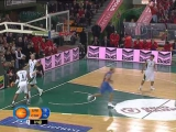 Final Four 2010: Final. CSKA - UNICS. Part 1.