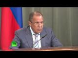 Лошадиное лицо российской дипломатии во всей красе. Лавров гнет маты на пресс-конференции: